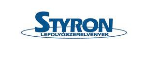 Styron Kád-Zuhanytálca kiegészítő, szifon