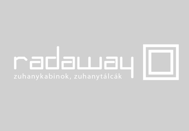 Radaway Zuhanytálca