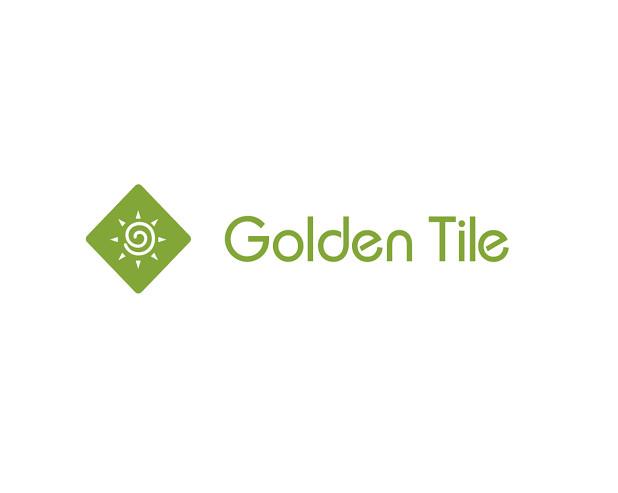 Golden Tile Padlólap
