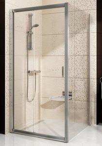 Ravak Blix BLPS 100 zuhany oldalfal szatén+transparent
