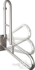 Mozgáskorlátozott Kapaszkodó Disable 301102074 Felnyítható Fehér 60cm