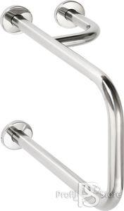 Mozgáskorlátozott Kapaszkodó Disable 301112161 Fix Jobb Inox 80cm