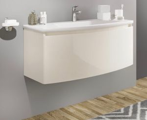 Lobo Pure 60 alsószekrény mosdóval