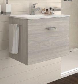 Lobo Style 60 alsószekrény mosdóval