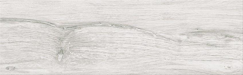 Cersanit Alpine Wood White 18,5x59,8 padlólap