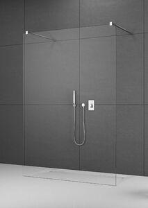 Radaway Modo New I 130 Walk-in zuhanyfal átlátszó üveggel