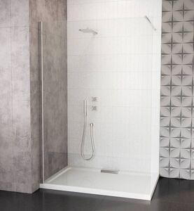 Wasserburg VETRO Walk-in zuhanyfal 100 cm