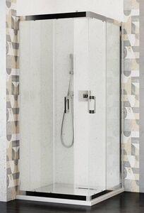 Wasserburg WB12 Szögletes zuhanykabin 80 cm x 80 cm