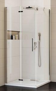 Wasserburg PAX Szögletes zuhanykabin 90x90 cm