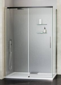 Wasserburg FELIZ zuhanykabin 80x120 cm