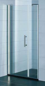 Deante MOON zuhanyajtó, áttetsző üveg, króm profil 20+70cm AKCIÓ!! KTM 011P