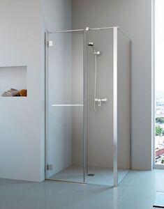 Radaway Carena KDJ 120 B*×80 szögletes zuhanykabin átlátszó üveges