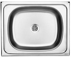 Deante Twist 1 medencés mosogató csepegtető nélkül ZEU 010A
