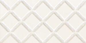 Arte Burano White dekorcsempe 30,8x60,8