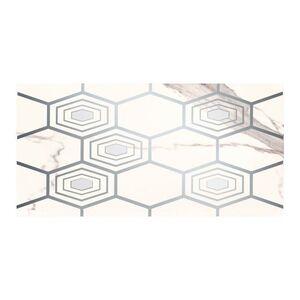 Arte Nella White dekorcsempe 22,3x44,8