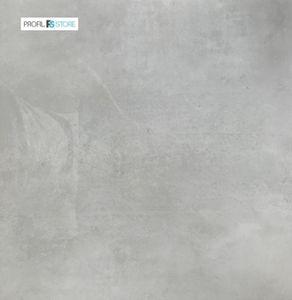 Afyon Bianco A-5367 60x60 világos szürke márvány magasfényű padlólap