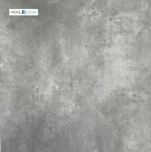 Afyon Graphite A-5366 60x60 sötét szürke márvány magasfényű padlólap