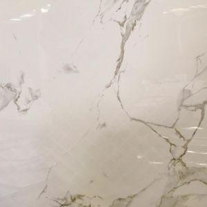 Carrara white 60x60 márványhatású polírozott padlólap