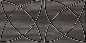Arte Aceria D-1 Szara grey dekor 22,3x44,8