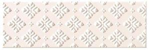 Arte Blanca bar white A 23,7x7,8 dekor