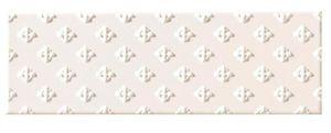 Arte Blanca bar white B 23,7x7,8 dekor