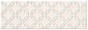 Arte Blanca bar white C 23,7x7,8 dekor