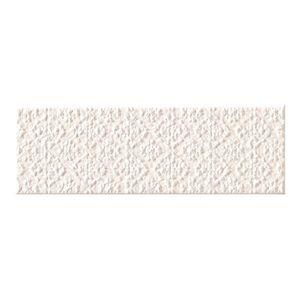 Arte Blanca bar white E 23,7x7,8 dekor