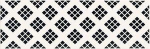 Arte Homme d-Homme bar white 4 elementowy dekorcsempe 47,6x15,8