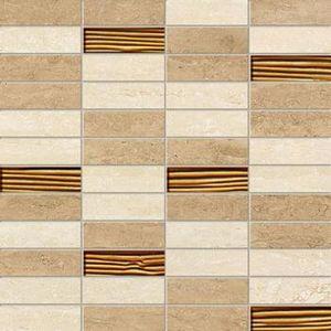 Arte Idylla Bez Mosaic Glass 29.8x29.8