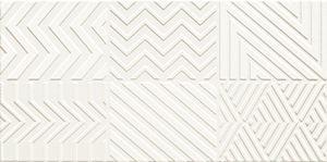 Arte Karelia d-karelia patchwork white dekorcsempe 22,3x44,8