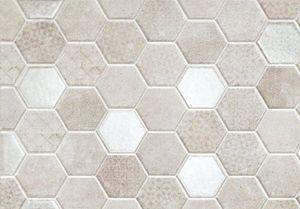 Arte Magnetia hexa A dekor dekorcsempe 25x36