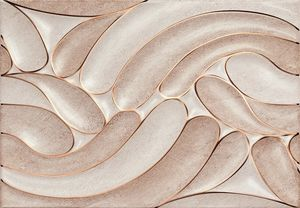 Arte Navara d-navara beige dekorcsempe 25x36
