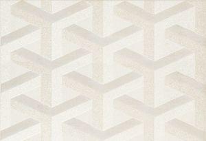 Arte Puntini d-puntini ecru dekorcsempe 25x36