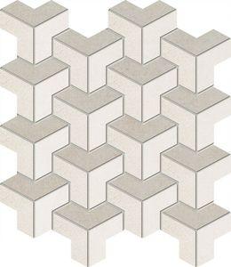 Arte Puntini ms-puntini ecru dekorcsempe 23,5x27,1