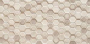 Arte Rubra hex structure 29,8x59,8 falicsempe
