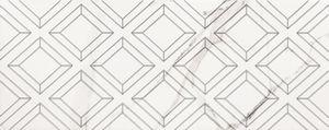 Arte Vienna d-vienna white str dekorcsempe 29,8x74,8