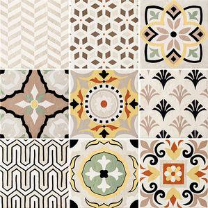 Arte Prowansja Patchwork 9 Elementowy dekorcsempe 60,8x60,8