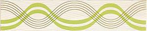 Cersanit Felina Verde Listello 8,5x40