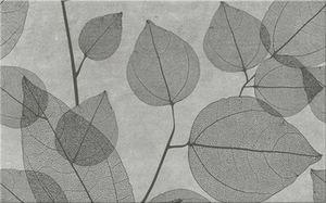 Cersanit Lussi  Light Grey Inserto Leaf A Csempe 25X40