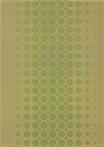 Cersanit  Optica  Verde Inserto Modern  Dekorcsempe  25x35