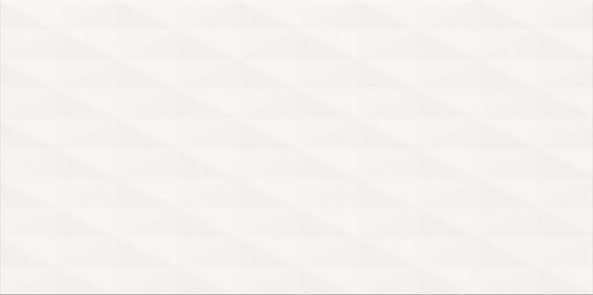 Cersanit Arctic Storm PS807 WHITE SATIN DIAMOND STRUCTURE 29,8X59,8 csempe