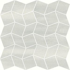 Cersanit Mystic Cemento Mosaic Square dekorcsempe 31,4x31,6