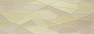 Arte Origami Green dekorcsempe 32,8x89,8