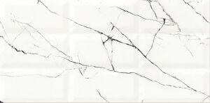 Cersanit Arce White Structure Glossy falicsempe 29.7x60