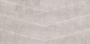 Cersanit Herra Grey Structure Matt falicsempe 29.7x60